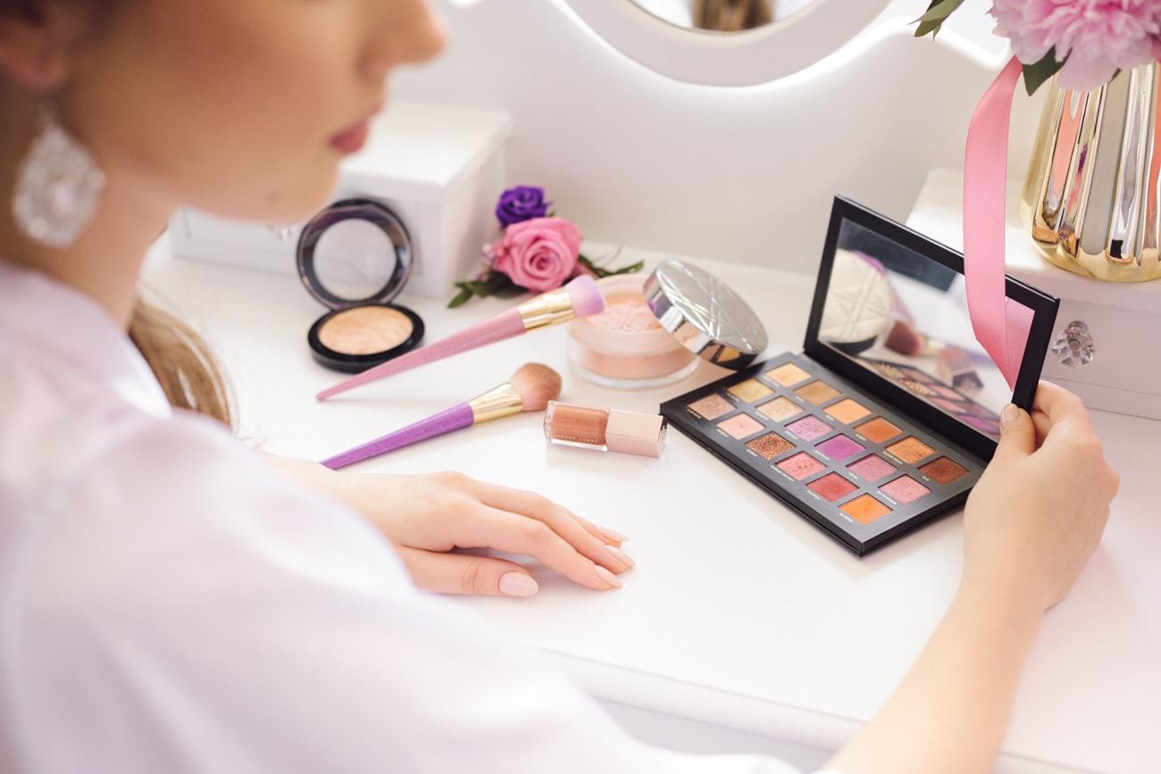 Profesjonalne kosmetyki do makijażu oczu